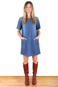 Woodstock Denim Dress