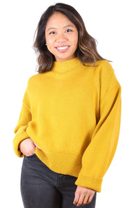 Sunburst Wool Jumper
