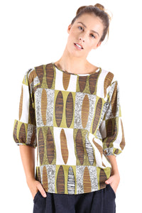 Barque Seer Blouse