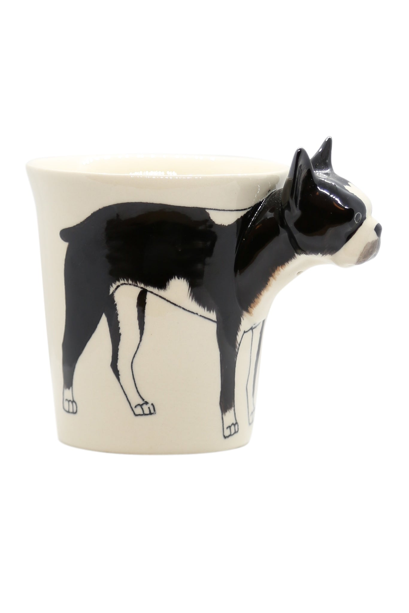 Boston Terrier Cup