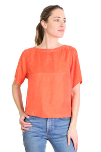 Kitty Top Brilliant Orange