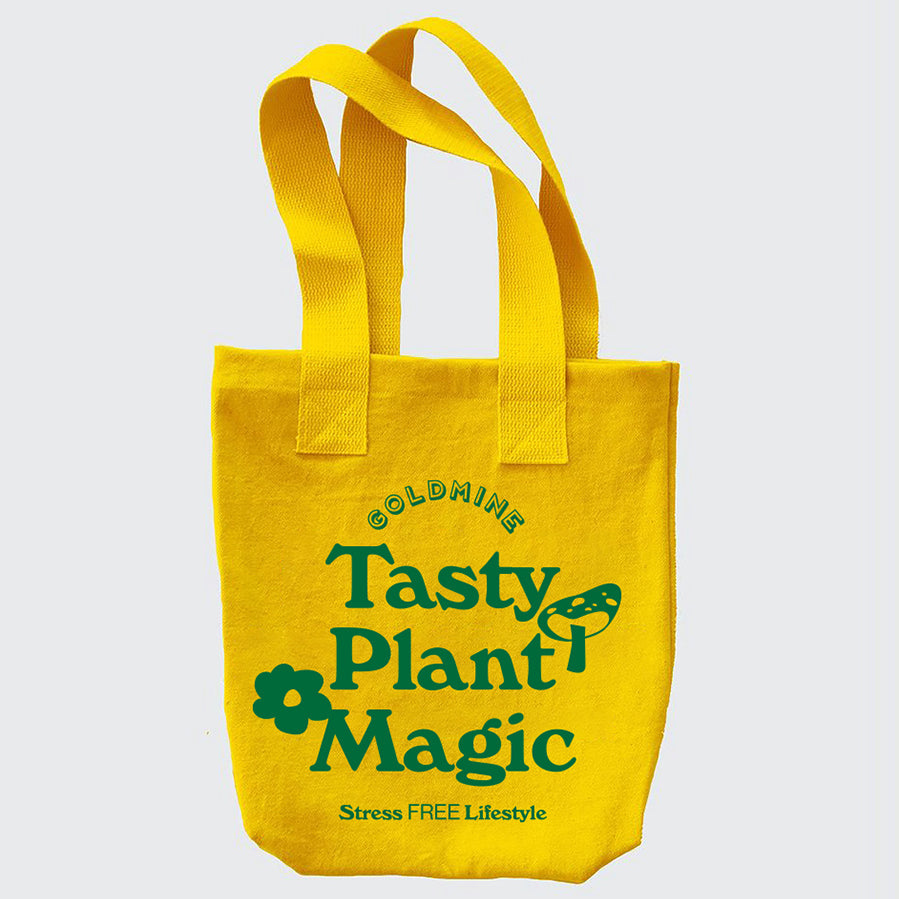 Tasty Plant Magic Tote