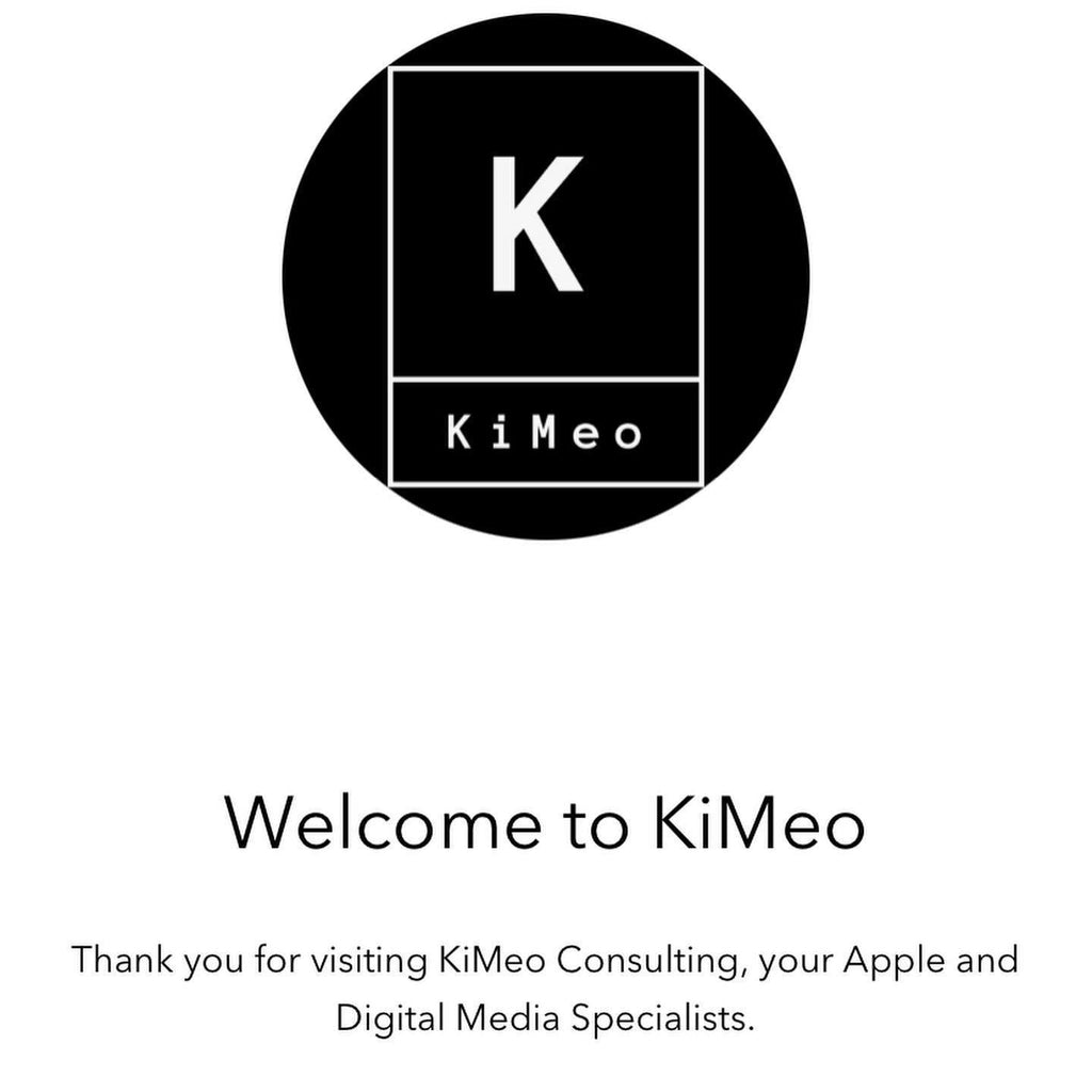 We are live! Welcome to... - Kimeo Consulting