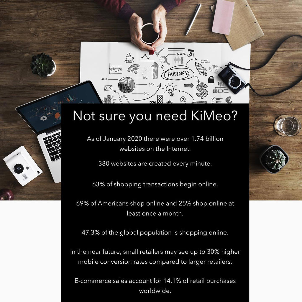 Why KiMeo? Because your business... - Kimeo Consulting