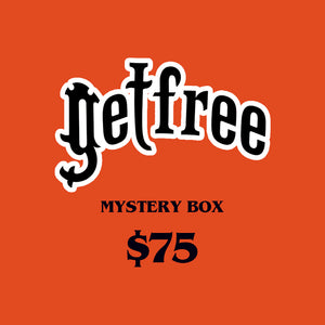 $75 MYSTERY BOX - Get Free Co