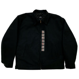 DISTORTED MEMORIES Workwear Jacket - Get Free Co