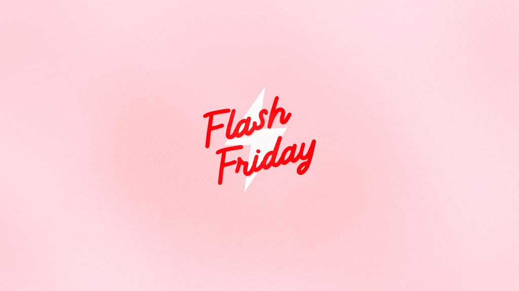 Say Hello Flash Friday