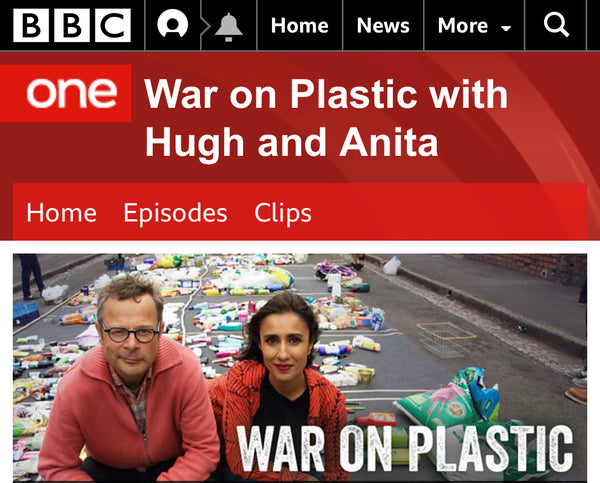 Call to arms! War On Plastic