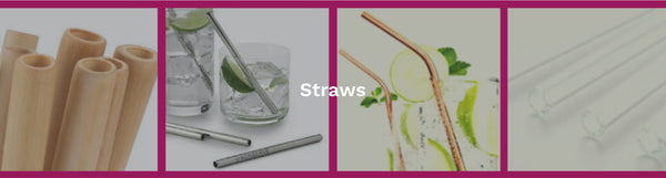 Reyousable straws