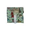 Re-Wrap-It Reusable Snack/Sandwich Wrapper : Bunny