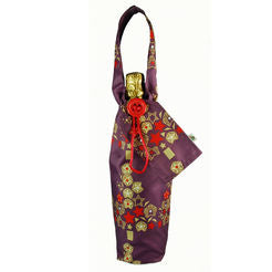 Wrag Wrap Reusable Bottle Bag: Mulled Spice
