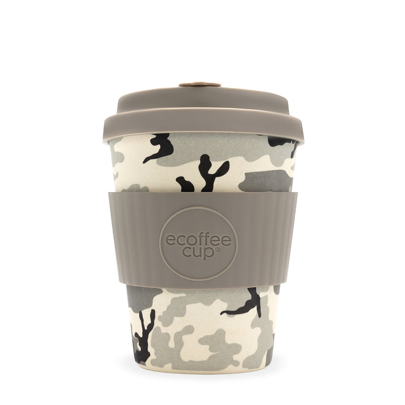 Ecoffee Reusable Cup Medium Cacciatore 12oz 350ml