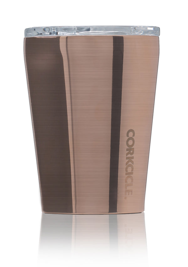 Corkcicle Reusable Tumbler Medium: Copper