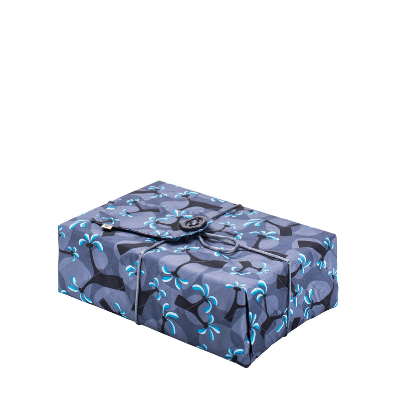 Wrag Wrap Reusable Crackle Wrap Starter Pack: Cartwheeling Trees