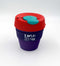 Love Leam KeepCup Original - Turq/Red/Purple