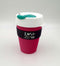 Love Leam KeepCup Original Medium - Turq/White/Pink