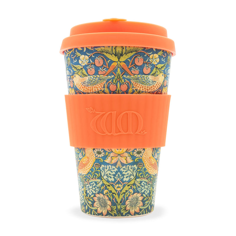 William Morris Ecoffee Reusable Cup Thief 14oz 400ml