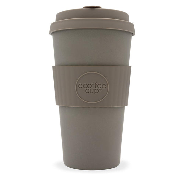 Ecoffee Reusable Cup Various Sizes Molto Grigio 16oz 475ml