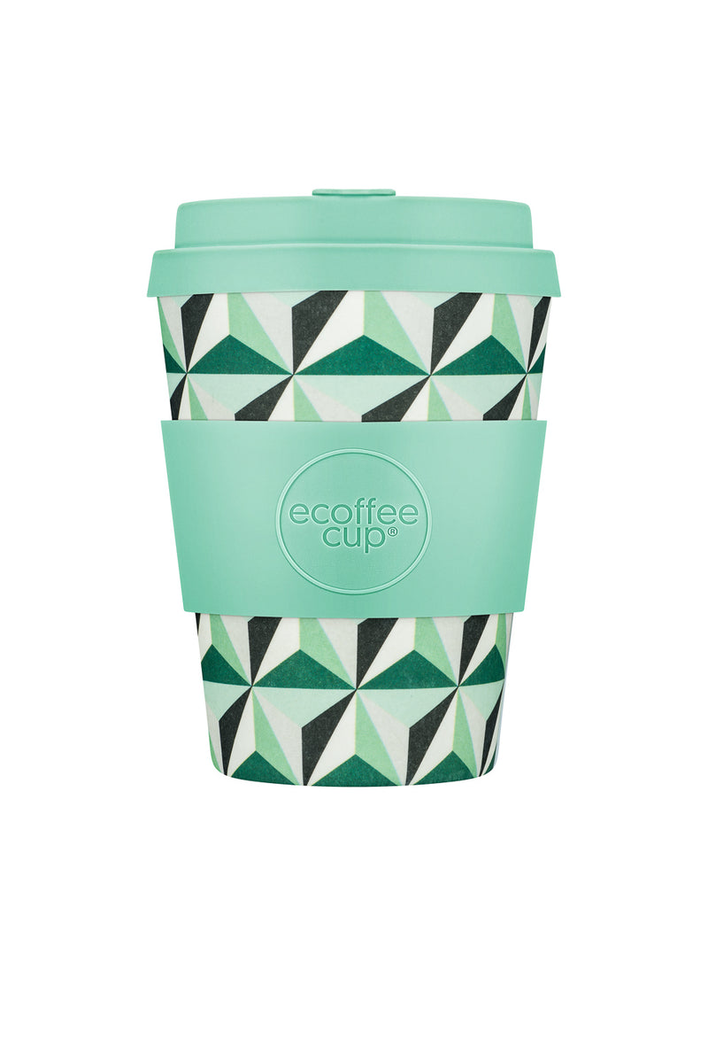 Ecoffee Reusable Cup Medium Funnalloyd 12oz 350ml