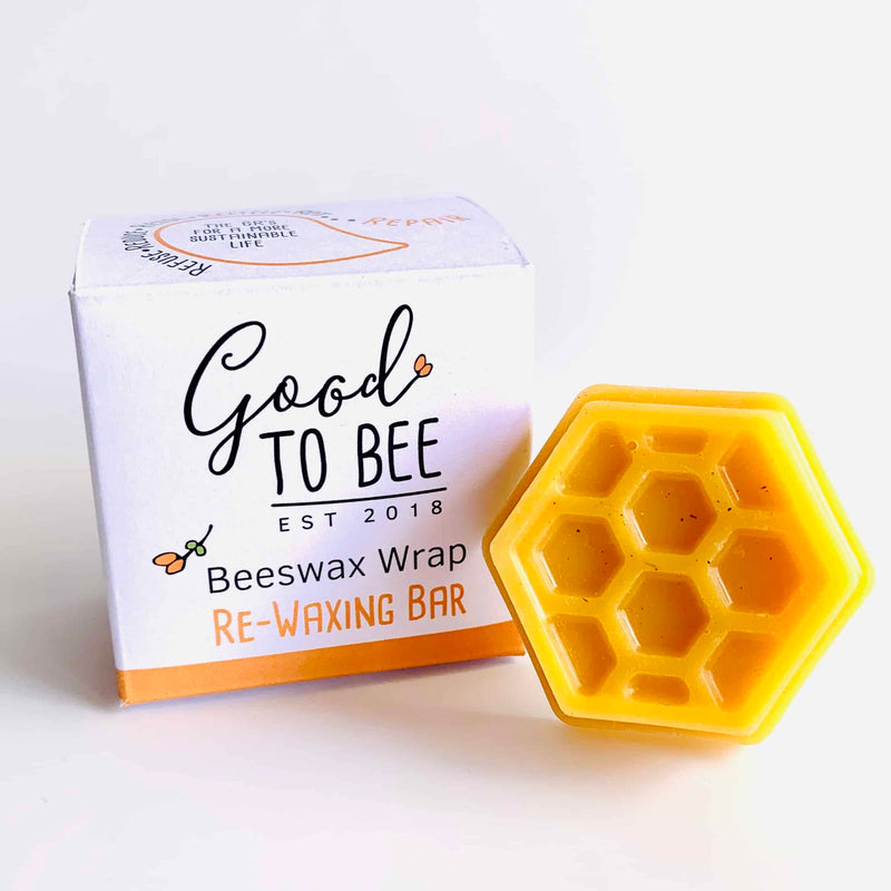 GoodToBee Beeswax Re-Waxing Bar