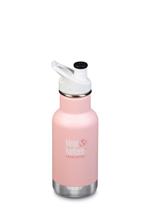 Kid Kanteen Reusable Insulated Bottle: Ballet Slipper