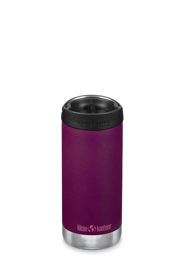 Klean Kanteen Reusable TK Wide Bottle: Purple Potion