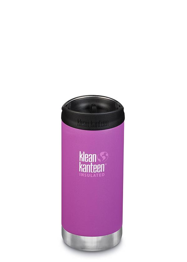 Klean Kanteen Reusable TK Wide Bottle: Berry Bright