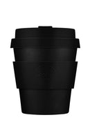 Ecoffee Reusable Cup Various Sizes Kerr & Napier Black 6oz 180ml