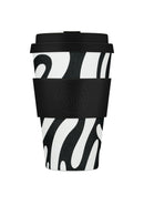 Ecoffee Reusable Cup Large Manasa's Run 14oz 400ml