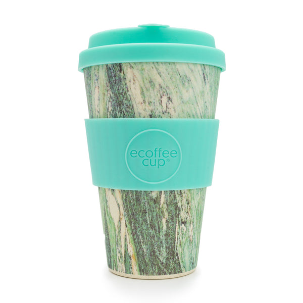 ECO FRIENDLY  BAMBOO ECOFFEE  Stein Und Holz Travel Mug 14oz Baumrinde