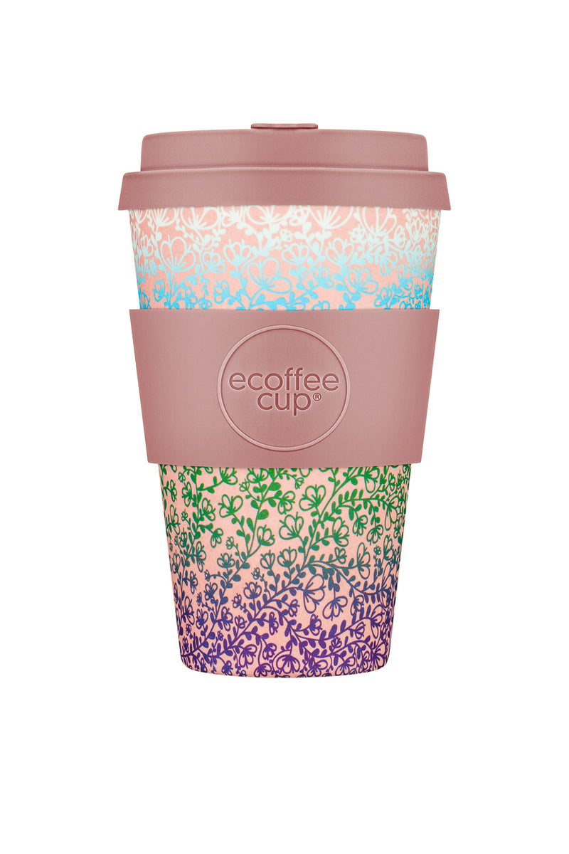 Ecoffee Reusable Cup Large Miscoso Quatro 14oz 400ml