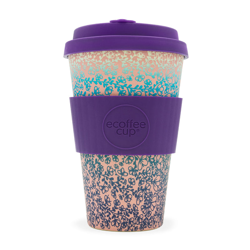 Ecoffee Reusable Cup Large Miscoso Secondo 14oz 400ml