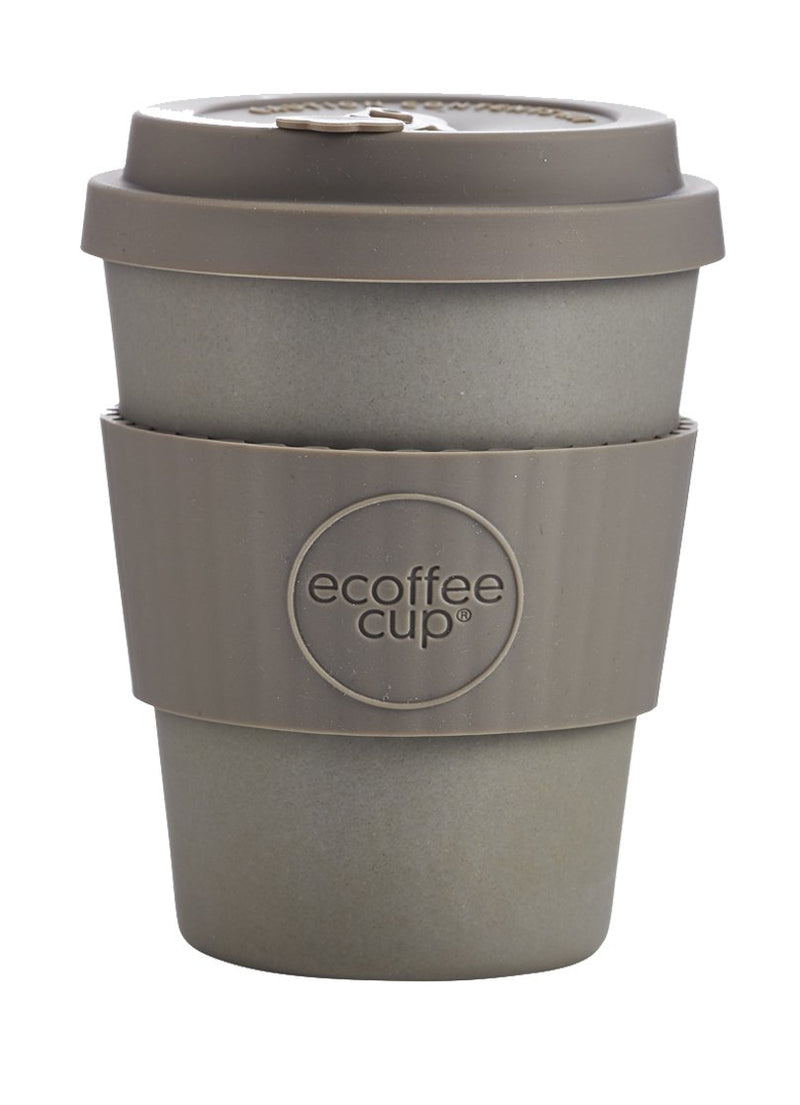 Ecoffee Reusable Cup Various Sizes Molto Grigio 12oz 350ml