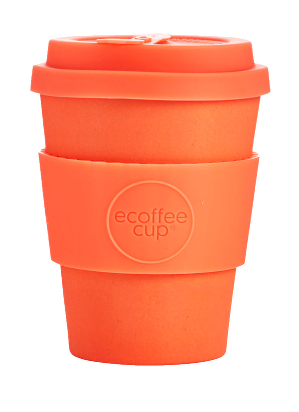Ecoffee Reusable Cup Medium Mrs Mills 12oz 350ml