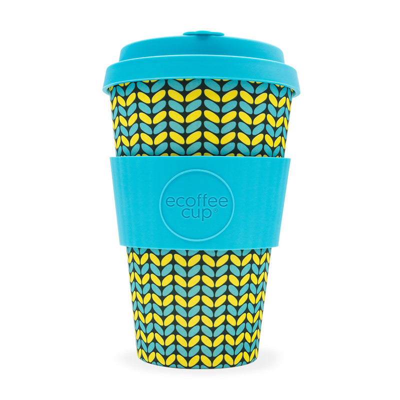 Ecoffee Reusable Cup Large Norweaven 14oz 400ml