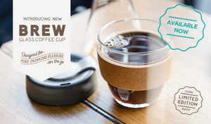 KeepCup Brew Cork Small: Almond