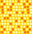Reusable Wax Wrap on a roll - Go Dotty Yellow