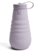 Stojo Collapsible Reusable Bottle 20oz: Lilac