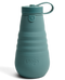 Stojo Collapsible Reusable Bottle 20oz: Eucalyptus