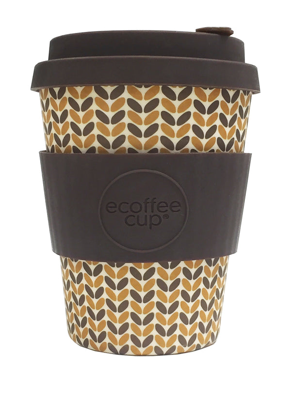 Ecoffee Reusable Cup Medium Threadneedle 12oz 350ml