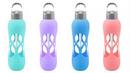 Bobble Pure Reusable Glass Bottle: Lavender
