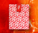 Boc 'n' Roll Reusable Sandwich Wrap : Tiles Red