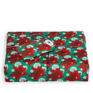 Wrag Wrap Crackle Wrap: Poinsettia Red Petal