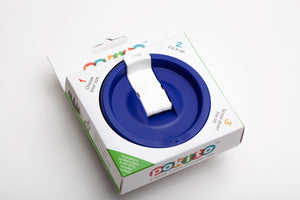 Pokito collapsible cup - Blueberry