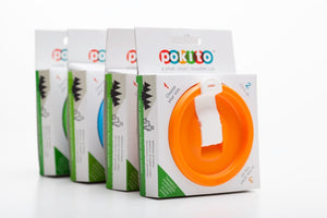 Pokito collapsible cup - Pumpkin