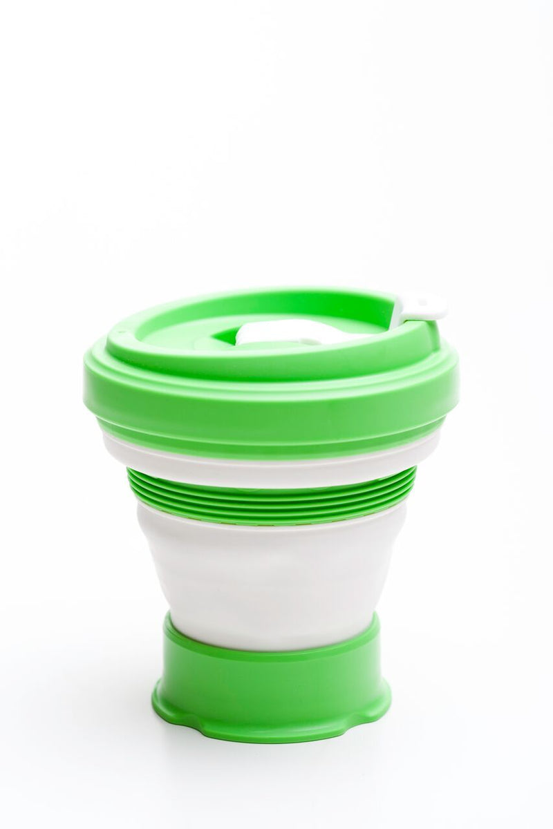 Pokito collapsible cup - Lime
