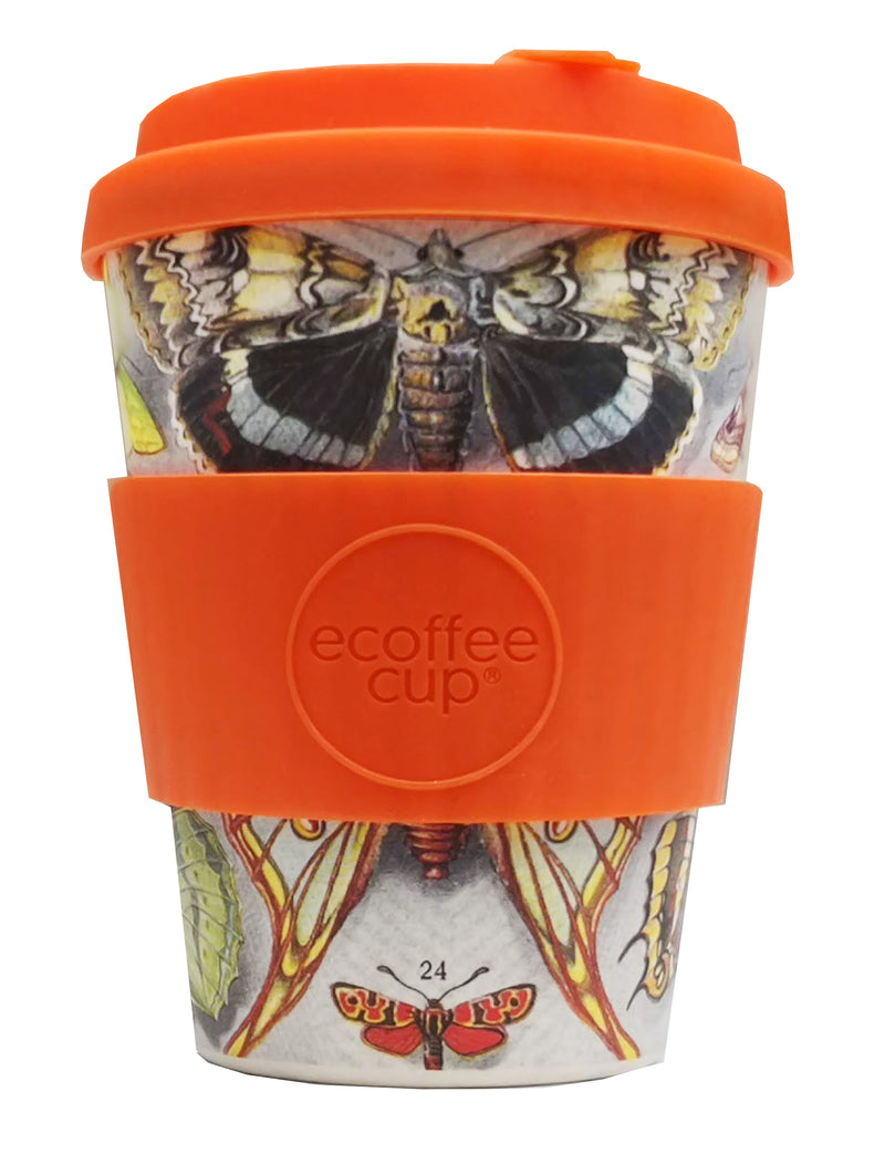 Ecoffee Reusable Cup Medium Farfalle 12oz 350ml