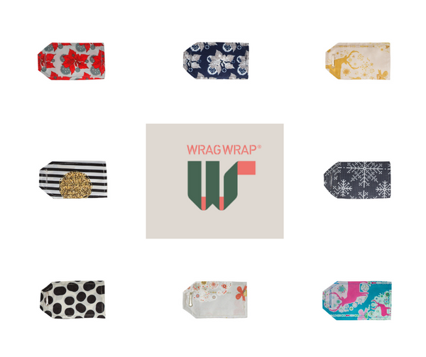 Wrag Wrap Gift Tag Pouch: Various