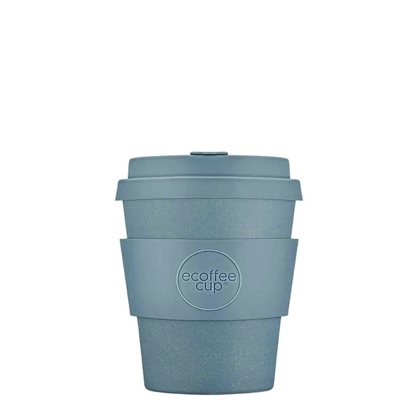 Ecoffee Reusable Cup Small: Grey Goo