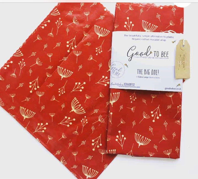 GoodToBee Beeswax Food Wrap - Extra large